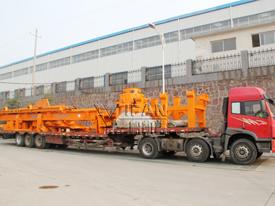 YIFAN Mobile Cone Crusher Sent to Sri Lanka