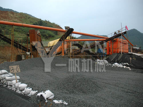 Basalt Production Line
