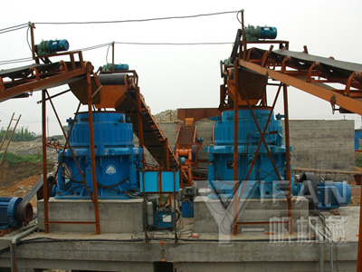 <b>SMH180 Hydraulic Cone Crusher</b>