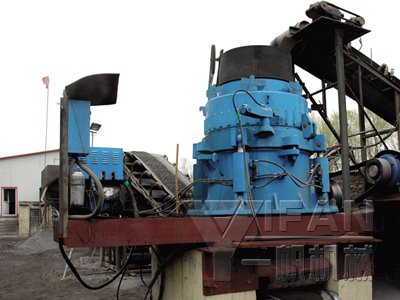 <b>SMH250 Hydraulic Cone Crusher</b>