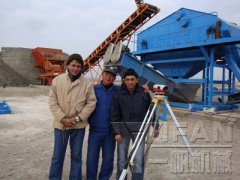 The Yifan Tanzania customer installation site