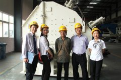 Indonesia Customers visit our factory