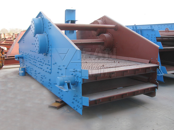 Straight-line Vibrating Screen