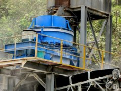 VI5000 Vertical Shaft Impact Crusher
