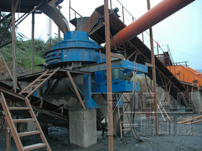 VI3000 Vertical Shaft Impact Crusher